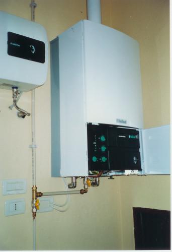 Realizzazione impianto di riscaldamento per abitazione 03