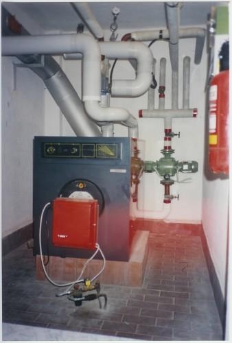 Ristrutturazione di una vecchia centrale termica